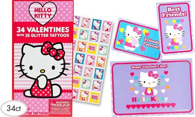 Shop – Hello Kitty Valentine Cards