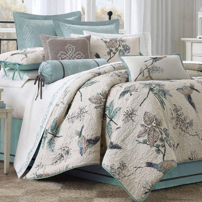 Bird Bed Comforter Sets