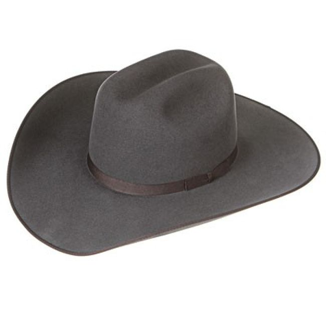 259.99  249.99 Serratelli Granite Felt Cowboy Hats 699dd50e7c60