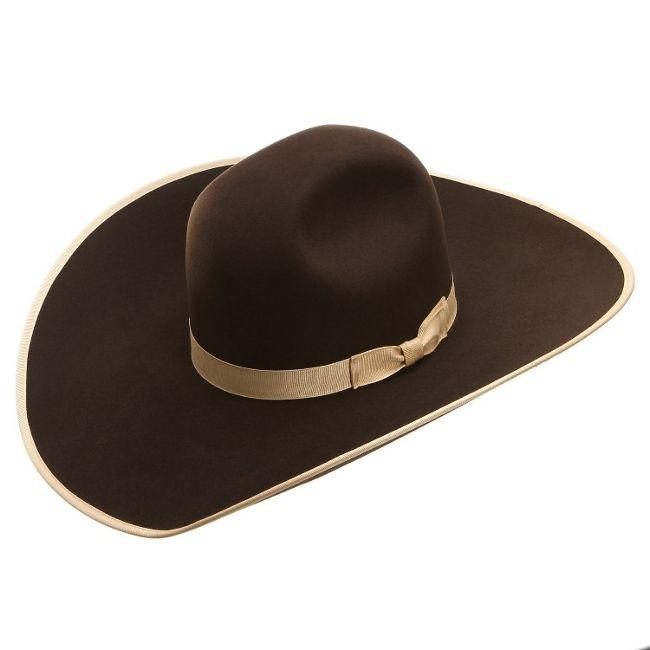 6e4fb00cdee08  229.99  219.99 Atwood 5x Felt Brown Cowboy Hats