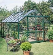 Protect your garden and extend your growing season with a greenhouse kit