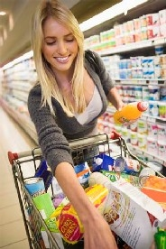 Clipping coupons to use at the grocery store can help you save a bundle.
