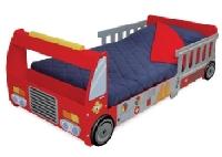 Kids car beds that make kids bed rooms hot