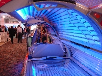 Tanning beds will give you the best tan