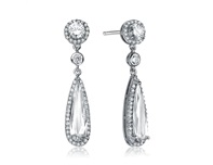 Special occasion earrings can make a dazzling statement