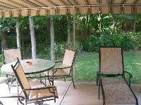 Set up your patio to relax and entertain