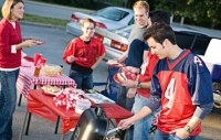 One of the best things about football season is tailgating.