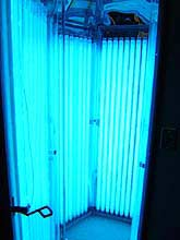 The question is - are tanning beds bad for you?