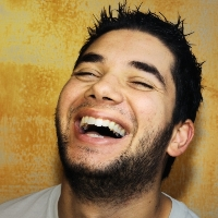 The benefits of laughter can't be underestimated.