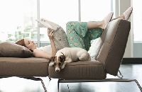 Comfort is priceless!  Do your research prior to buying a sofa