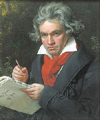 Some little known facts about Beethoven