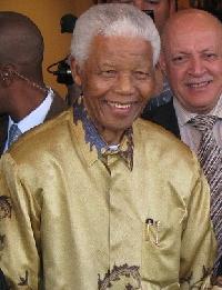 Nelson Mandela: South Africa's great emancipator.