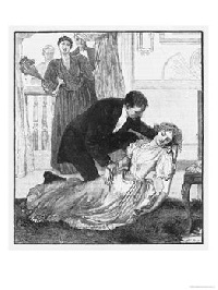 Fainting is not caused by hysteria, as was believed in the past
