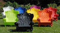 It's time to scrub your outdoor furniture clean to prepare for summer.
