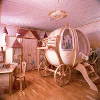 Creative, imaginative and popular decor themes for children's bedrooms