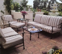 Celebrate the summer season: invest in durable, elegant wrought iron furniture