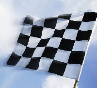Checkered Flag, Green Flag or Meatball Flag:  Learn the Language of Auto Racing