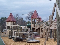 Inspirational tips for building creative, whimsical themed playgrounds
