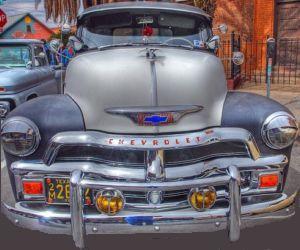 Ideas on restoring Chevy trucks