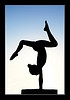 Gymnastic skills can be parlayed into other sports as well as into regular life