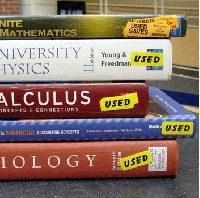 Save a buck on a book: savvy students buy used college textbooks