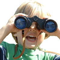 Travel binoculars will ensure you don't miss a thing when you are sightseeing