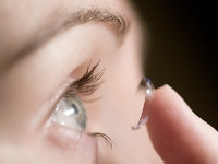 An opthomologist advises on what are types of contact lenses suited to your eyes