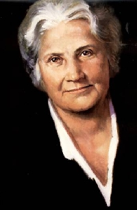 What is Montessori philosophy that made it revolutionary in education?
