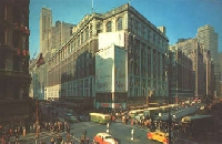 The history of department stores of yesterday started as a total experience