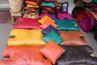 What is Moroccan furniture decor if not passionate, lusty and vibrant?