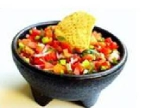 Low cholesterol fat and calories are the secret to why homemade salsa is healthy