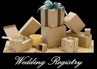 Who needs a guest registry? Anyone getting married or having a baby, that's who