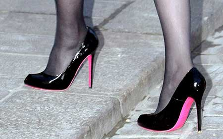 Stilettos and pumps can be killers until you know how to walk in high heels