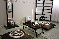 Asian style for your apartment starts with Feng Shui and asian decor elements