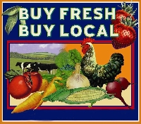Wondering what is a local food movement? Look for answers close to home!