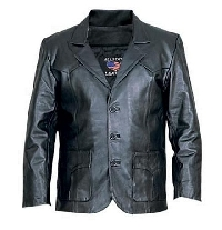 Here are some tips on getting wrinkles out of leather clothing