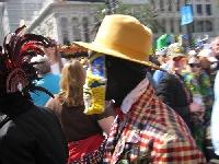 The history of Mardi Gras has an interesting backstory