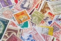 Collecting stamps from different countries is a way to expand your collection