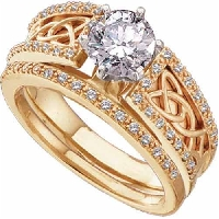It's your choice: Can an engagement ring be a wedding ring? Of course!
