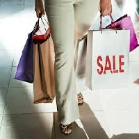 A power shopper gets the items she needs at the best prices