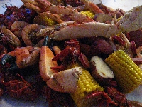 Learn how to do a seafood boil at home for a traditional free-for-all