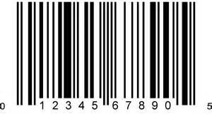 Businesses use bar codes because it's a good way to keep track of business