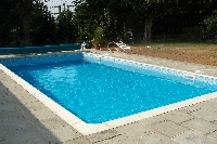 Crystal clear pools are easy when the water is chemically balanced