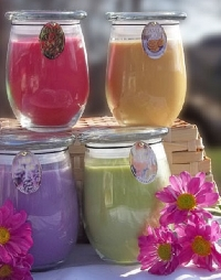 Add fragrance to your home and stir your senses with some fabulous scents