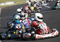 Extreme go karting is adrenaline on wheels