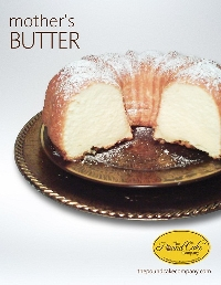 Listing what goes into pound cake is a dessert lovers idea of heaven