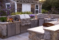 When you winterize your built-in grill great grilling next spring is guaranteed