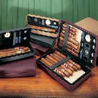 A good travel humidor is the ticket when you travel with cigars