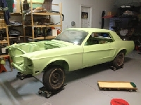 Restoring a classic car doesn't have to drive you and your family crazy