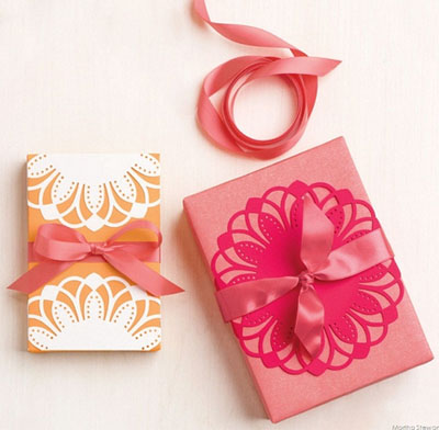 Ideas for fun craft projects using paper punches and a little creativity